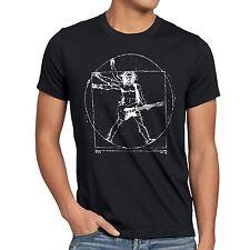 Da Vinci Rock T-Shirt musik festival gitarre vinyl metal open air wacken mensch