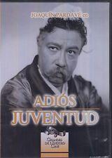 SEALED - ADIOS JUVENTUD (1943) JOAQUIN PARDAVE NEW DVD