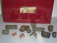 BRITAINS 20079 ZULU WAR BRITISH MILITARY ACCESSORY METAL TOY SOLDIER FIGURE SET2