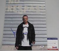 Breaking Bad AARON PAUL Hand Signed 11'x14' Photo + PSA DNA COA U90417