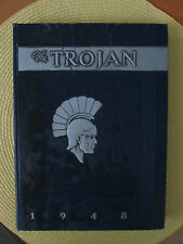 1948 Knoxville High School Yearbook Annual TN Tennessee The Trojan