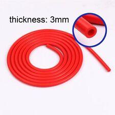 "10mm 3/8"" Silicone Vacuum Pipe Intercooler Hose Red Color 1 Foot"