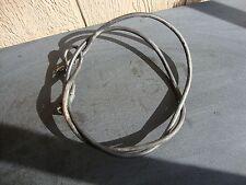 86 Kawasaki Bayou ATV KLF 300 KLF300 4Wheeler H10 Starter Electrical Wire Cable