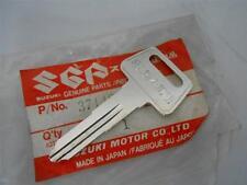 OEM Suzuki DR250 LS650 VS1400 GV1200 Blank Key (Type D) 37146-24510 37146-03A10