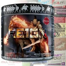 Re1gn Olympus Labs 200g ULTIMATE PREWORKOUT BOOSTER muscolare + bonus campione