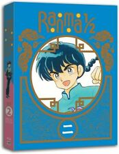 RANMA 1/ 2 SET 2 (DELUXE EDITION) - BLU RAY - Region A - Sealed