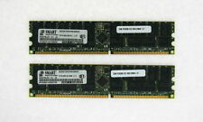 SMART SG25672RDDR8H2BGSC 4GB (2X2GB) 184-pin PC3200 DDR-400 ECC REG Memory