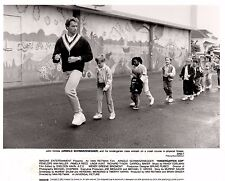Arnold Schwarzenegger  KINDERGARTEN COP(1990) Original press release photo