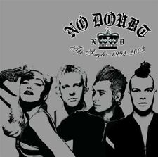 No Doubt - The Singles 1992 - 2003 [CD]