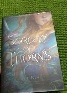 Sorcery Of Thorns by Margaret Rogerson - Signed Fairyloot Edition