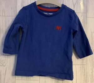 Boys Age 3-6 Months - Next Long Sleeved Top