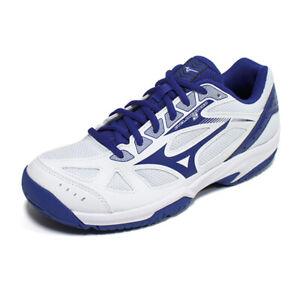 Mizuno Cyclone Speed 2 Indoor Shoes Volleyball Badminton Unisex White V1GA198019