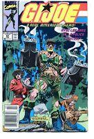 Gi Joe 97 VF/Nm Newsstand Marvel Comics  CBX7