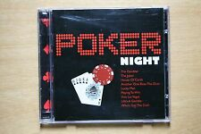Poker Night - CD - Queen, Elvis, Kenny Rodgers,  (Box C80)
