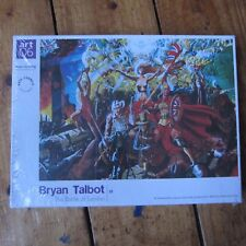 Bryan Talbot The Battle Of London Ltd Edition Jigsaw Puzzle Art 06 NEW Sealed