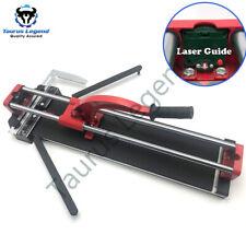 600mm Heavy Duty Manual Tile Cutter Laser Level Ceramic Tile Flooring Cutting