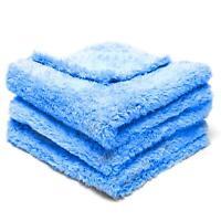 Car Microfibre Cloths Pack Edgeless 40x40cm Microfiber Polishing Pure Definition