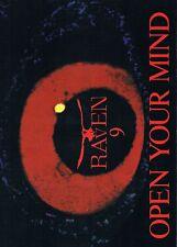 RAVEN Rave Flyer Flyers 2/4/93 A4 Leisure World Colchester