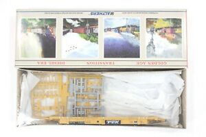HO Walthers Trailer Train Intermodal 48ft Well Double-Stack Car, New Kit #54040
