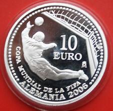 Spain-Spanien: 10 Euro 2003 Silber, Proof-PP, #F 1880