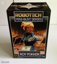 Macross Robotech Buste Roy Fokker TOYNAMI