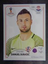 Panini World Cup 2018 Russia - Danijel Subaši? Croatia No. 314
