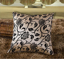 new Square Car Seat Sofa Bed Throw Back Cushion Cover Pillow Case Decorative