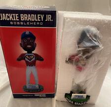 Jackie Bradley Jr Bobblehead Salem Red Sox Clark Kent / Superman Superhero NIB