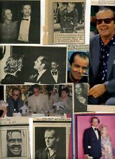 Jack Nicholson rare archive 100 clips 1986-1990; Witches of Eastwick; Ironweed