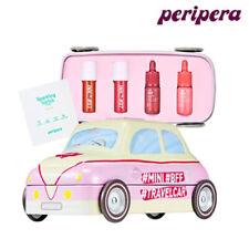 [PERIPERA] Mini Mini Travel Car Ink Blur Matte and Airy Velvet Lip Tint 4pcs SET