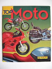 "Panini sammelbilderalbum ""top moto"", completo con todas las imágenes"