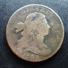 USA 1798 Large Cent One Cent Draped Bust Kupfer Selten 2023