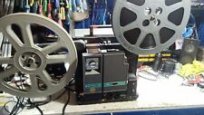16mm Film Projector Bell And Howell TQ2 1655 New Worm Gear + Service