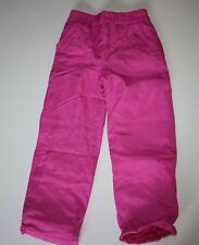 New Gymboree Pink Snow Pants size 7 8 Year NWT Bundled & Bright Winter Gear