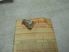 Honda NOS CB450, 1968, Fender Setting Bolt, # 90162-292-670,   S-168/1