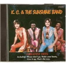 K.C. AND THE SUNSHINE BAND CD GREATEST HITS
