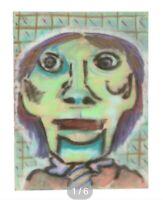 Merle Rosen Pastel, 2000, Original, Signed
