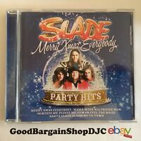 Slade - Merry Xmas Everybody (Party Hits, CD, 2009) *New & Unsealed*