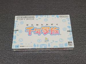 Nintendo Daiwon GBA Sennen Kazoku Korean Version Game Boy Advance Ultra Rare_AU