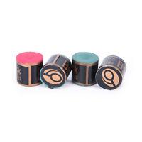 1x Billiard Chalks Pool Cue Stick Chalk Snooker Billiard Accessories 4 Color New