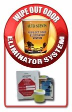 Auto Scents Wipe Out Odor Eliminator System