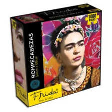 "UNIQUE FRIDA KAHLO ""VIVE LA VIDA"" 1000 PC JIGSAW PUZZLE, FROM MEXICO."