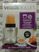 Veggie Bullet Blender 4 piece Kit NEW
