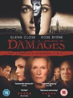 Damages - Complete Season 1 and 2 DVD (2009) William Hurt