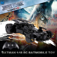 Justice League 2.4G 1/18 RC Batman Car Batmobile Remote Control Car Toy for Kids