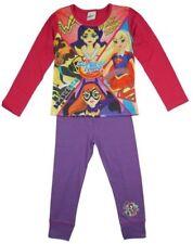 Pyjamas coton mélangé pour fille de 5 à 6 ans