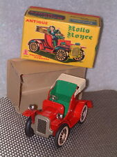 """VINTAGE SSS INT'L CRAGSTAN """"ANTIQUE ROLLS ROYCE"""", TIN, FRICTION DRIVEN IN BOX!"""