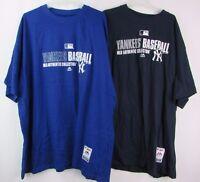 New York Yankees Men's Big & Tall Fan Favorite T-Shirt MLB Size XLT 5XL