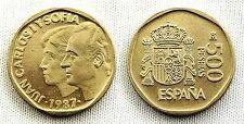 JUAN CARLOS I. 500 PESETAS 1987 MADRID. SC/UNC