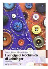 I Principi Di Biochimica Lehninger 6 Edizione Formato Digitale